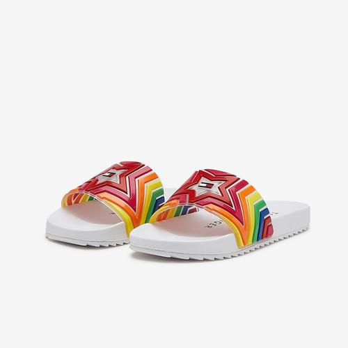 Tommy Hilfiger Girl's Preschool Shore Dweller Slides