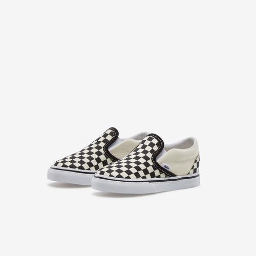 Vans Boy's Toddler Checkerboard Slip-On