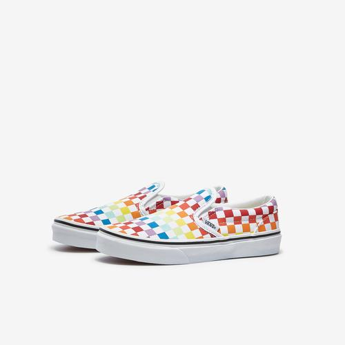 Vans Boy's Grade School Classic Slip-On