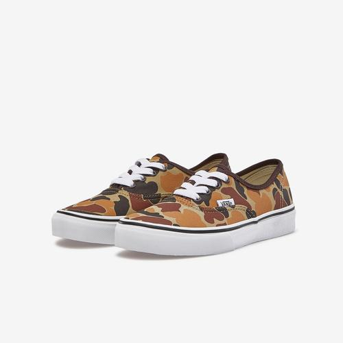 Vans Boy's Preschool Vintage Camo Authentic