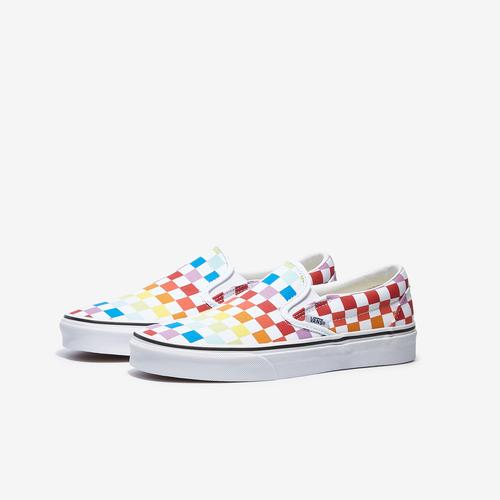 Vans Men's Checkboard Slip-on