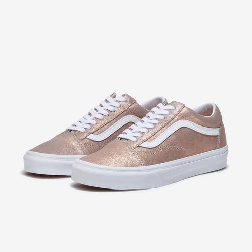Vans Men's Old Skool Rose Gold Sneaker