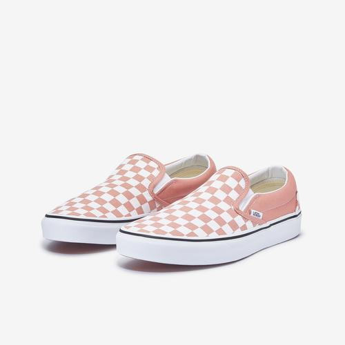 Vans Men's Checkerboard Classic Slip On