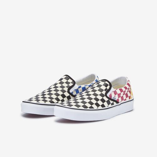 Vans Men's Glitter Check Classic Slip-On