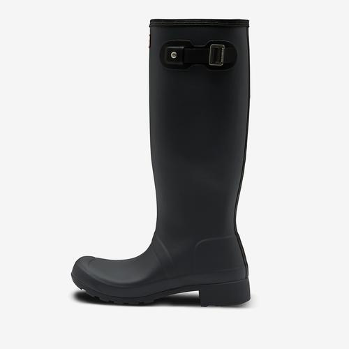 First view of Women's Original Tour Foldable Tall Rain Boots by HUNTER