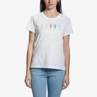Levis Women's Logo Perfect Tee Shirt..