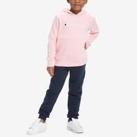 Champion Girl's Toddler Script Hoodie Set..