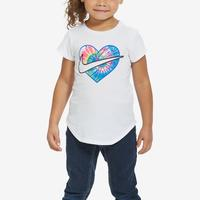 Nike Girl's Toddler Graphic T-Shirt..