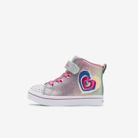 Skechers Girl's Toddler Twinkle Toes: Twi-Lites - Lil Starry Gem..