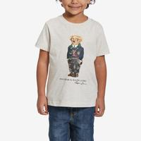 Polo Ralph Lauren Boy's Toddler Cotton Jersey Crewneck Tee..