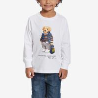 Polo Ralph Lauren Boy's Toddler Jersey Long-Sleeve Tee..