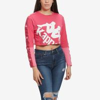 Kappa Women's 222 Banda Baloy Crop Top..