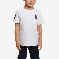Polo Ralph Lauren Boy's Toddler Classic White Tee..
