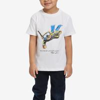 Polo Ralph Lauren Boy's Toddler Scuba Bear Tee..