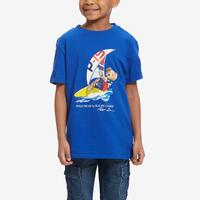 Polo Ralph Lauren Boy's Preschool Sailing Bear Tee..