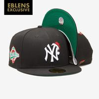 New Era New York Yankees 59Fifty Christmas Fitted Hat..