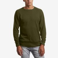EBL by Galaxy Men's Waffle Knit Thermal Shirt..