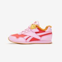 Reebok Girl's Preschool Classic Leather Peppa Pig Shoe..