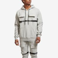 8&9 Men's Strapped Up Hoodie..
